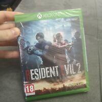 Jeu Vidéo RESIDENT EVIL 2 | Xbox ONE | NEUF sous Blister Edition FR