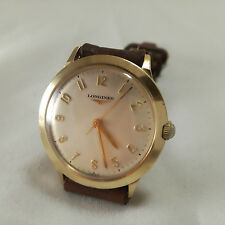 Longines Gold Plated - Vintage Swiss - Very Rare - Caliber 280 - 33mm WO Crown