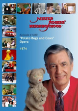Mr Rogers Neighborhood Curiosity Visit W/ Violinist Hilary Hahn DVD Kids TV Show