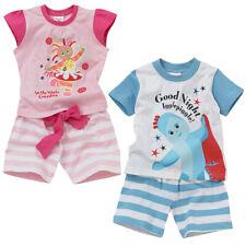 In The Night Garden Shortie Pyjamas Upsy Daisy Iggle Piggle Boys Girls Cotton