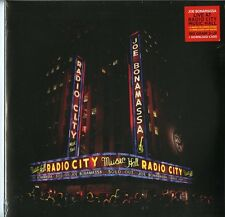 BONAMASSA JOE LIVE AT RADIO CITY MUSIC HALL DOPPIO VINILE LP 180 GRAMMI NUOVO