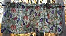 Vegetable Garden Tomato Peppers Garden Vegetables Handcrafted Valance