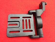 2010 HARLEY DYNA WIDE GLIDE FOLDING LICENSE PLATE SIDE MOUNT 2010-2016 FXDWG