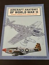 """Aircraft Anatomy of World War II"" Paul E.Eden (Softcover, 2009) *VGC*"