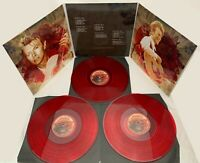 David Bowie - Live in Japan Tokyo 1990 Limited Edition Red Vinyl 3 LP Box Set