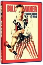 Bill Maher - Victory Begins at Home [DVD] NEW!