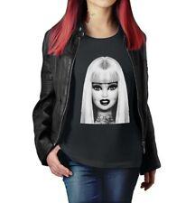 Ladies Gothic Black Barbie Tshirt tattoo piercing, Hoodie, Sweater, Sweatshirt