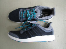 Adidas Pure Boost 2.0 45 1/3 Originals grey/black/Green