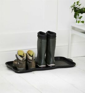 Extra-Wide Boot Tray Doormat Mud Stopper Waterproof Non-Drip Durable & Sturdy 74