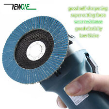 "(10) 4-1/2"" X7/8"" Premium Zirconia Flap Disc Grinding Wheel Sand Paper 40 Grit"