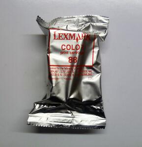Original Lexmark 88 Color X5100 X5130 X5150 X5190 X6100 X6150 X6170 Z55 Z65 O. V