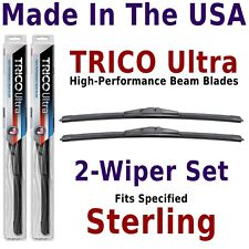 Buy American: TRICO Ultra 2-Wiper Blade Set fits listed Sterling: 13-20-20