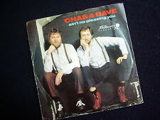CHAS & DAVE: AIN'T NO PLEASING YOU/ GIVE IT SOME STICK MICK~DUTCH ED.~REMIX~1982