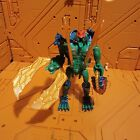 Beast Wars Transformers Deluxe Fuzor Sky Shadow Near Complete Missing Missile