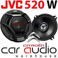 Citroen Xsara Picasso 1999-2008 JVC 13cm 520 Watts 2 Way Rear Door Car Speakers