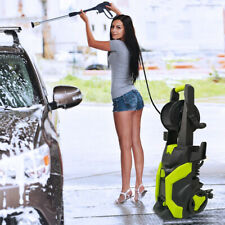 Electric Pressure Washer High Power Cold Water Cleaner Machine 3800PSI 2.6GPM