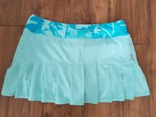 LULULEMON Run Speed Skirt SEAWHEEZE EDITION Aruba ARBA/ASNF WOMENS SZ 8