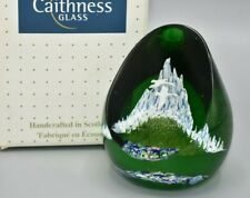 Caithness Paperweight ~ Homecoming ~ Ltd Edition 350 ~  Boxed