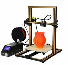Creality 3D® CR-10 DIY 3D Printer Kit 300*300*400mm Printing Size 1.75mm0.4mm US