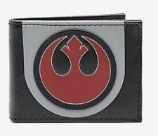 New With Tags! Bioworld Disney Star Wars The Last Jedi Wallet!