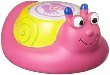 LED Flashing Floating Bath Toy Purple Snail by Baby Luv - Free Shipping