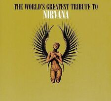 The World's Greatest Tribute to Nirvana [Digipak] by Various Artists (CD)