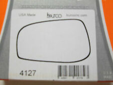 2004-2006 VOLVO S60 S80 V70 FITS LEFT DRIVERSIDE BURCO MIRROR GLASS # 4127