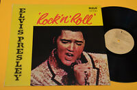 ELVIS PRESLEY LP ROCK 'N' ROLL ITALY 1973 MINT ! UNPLAYED ! MAI SUONATO