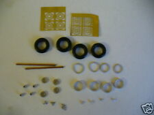 1/43rd scale etched wire wheels by K&R Replicas
