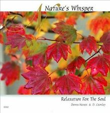 Nature's Whisper by Dennis Haines/D. Crowley (CD, Feb-1999, Platinum Disc)