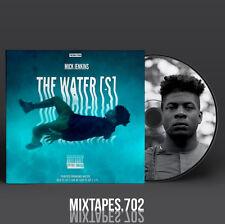Mick Jenkins - The Water[s] Mixtape (Full Artwork CD Art/Front Cover/Back Cover)