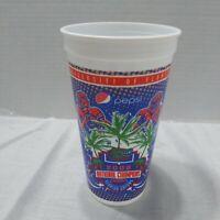 University Of Florida Gators 2008 National Championship Cup Plastic Glass Size