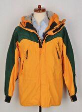 Marmot Gore-Tex Shell Jacke Jacket Gr S Gelb Grün Yellow Green Goretex Wandern