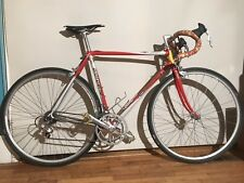 Rare Vintage Giordana Road Bicycle Pegoretti, Made in Italy 54cm Campagnolo