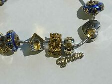 New ListingBradford exchange Bge Cute Yorkie dog bracelet   great shape beads