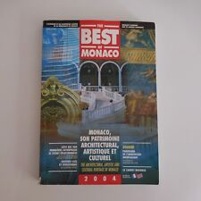 Revue annuaire THE BEST OF MONACO 2004 EPI Communication PN France