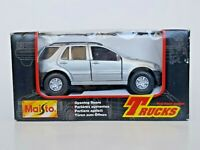 Maisto 1:43 Chrysler PT Cruiser Die-Cast Car 21020, Silver, NIB