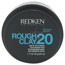 Redken Rough Clay 20 Mattierende Paste 50ml Haarpflege Styling Beauty Geshenke