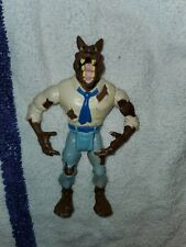 """Real Ghostbusters Monsters Wolf Man 6"""" Action Figure 1989"""