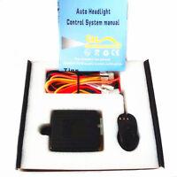 Car Automatic Headlight headlamp Light Sensor Smart Control Kit