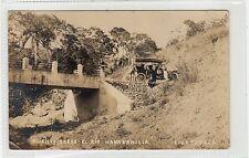 PUENTE SOBRE EL RIO HANABANILLA, CIENFUEGOS: Cuba postcard (C26463)