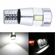 T10 501 W5W CAR SIDE LIGHT BULBS ERROR FREE CANBUS 5 6 10SMD LED XENON HID WHITE