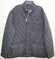 Polo Ralph Lauren Big and Tall Mens Gray Quilted Down Jacket NWT Size XLT