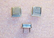 QTY (10)  25.000Mhz OSCILLATOR 1/2 SIZE 5V XO-055BHC-25.000MHz TAITEN 25MHZ