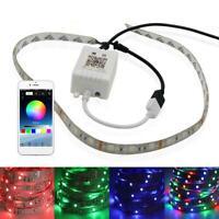 Mini Bluetooth 4.0 LED Light Controller For 5050 3528 RGB/RGBW Light LED St G0W4