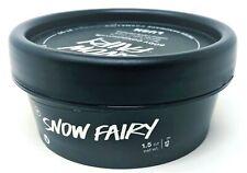 New Lush Snow Fairy Body Conditioner Moisturizer 1.5 oz Very Fresh Candy Floss