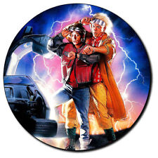 Parche imprimido, Iron on patch /Textil Sticker/ - Back to the Future, C