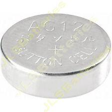 2 x Alkaline 1.5V Button Cell Batteries  AG12 LR43 386