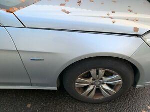 2011 MERCEDES W212 E CLASS DRIVERS WING   SILVER       BREAKING CAR   775