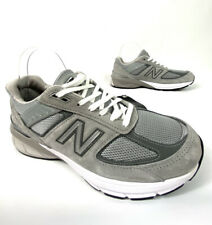 New Balance Womens 990v5 Athletic Shoes Grey Castlerock Made in the USA sz 10 B